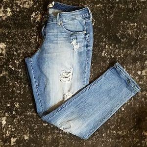 {Torrid} Boyfriend Jeans